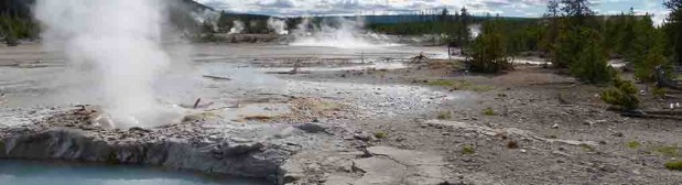 Amerika camperreis deel 4 – Yellowstone National Park