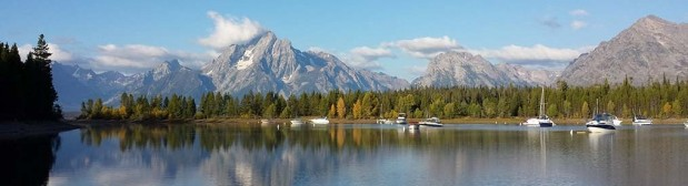 Amerika camperreis deel 3 – Grand Teton National Park