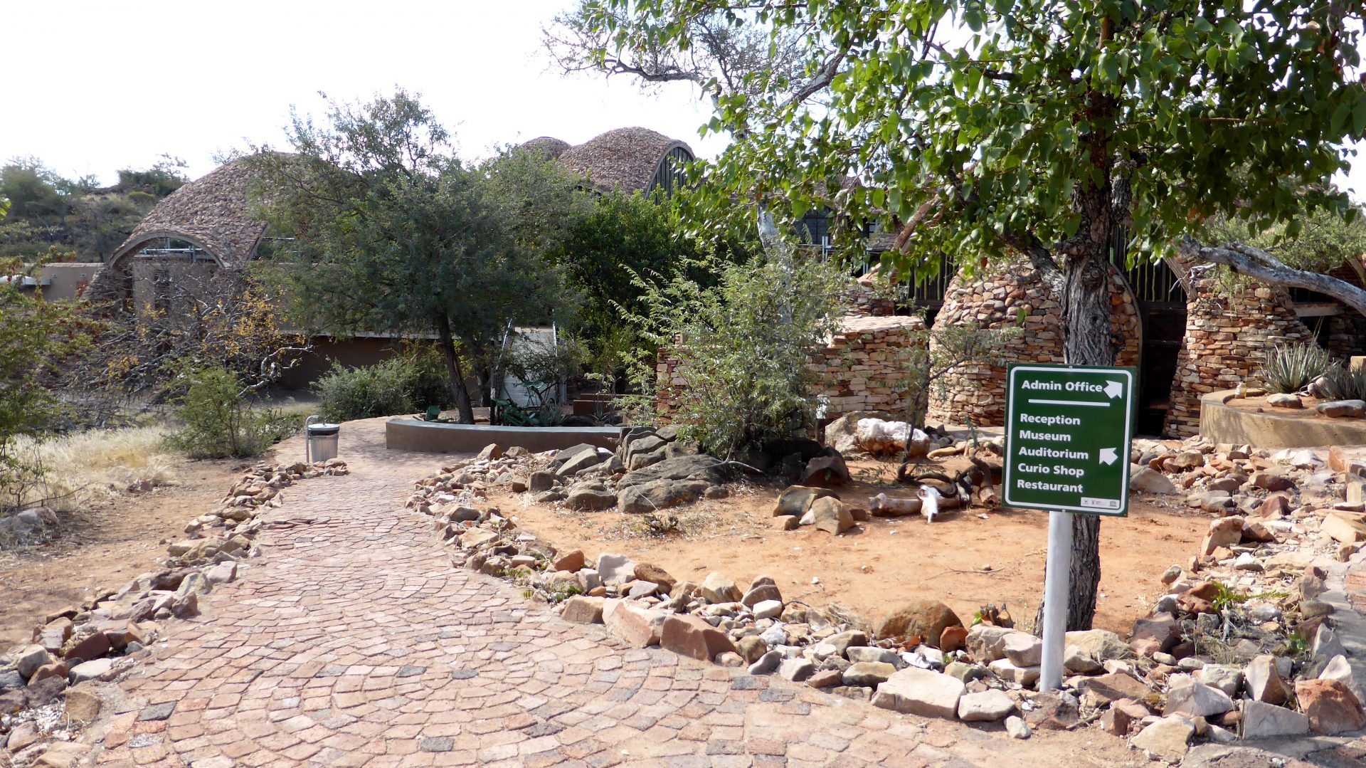 Mapungubwe Interpreter Centre