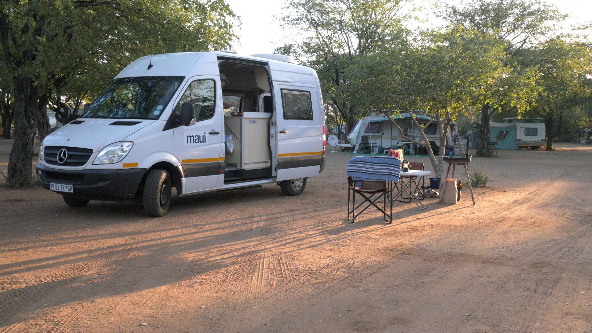 Shingwedzi camp site