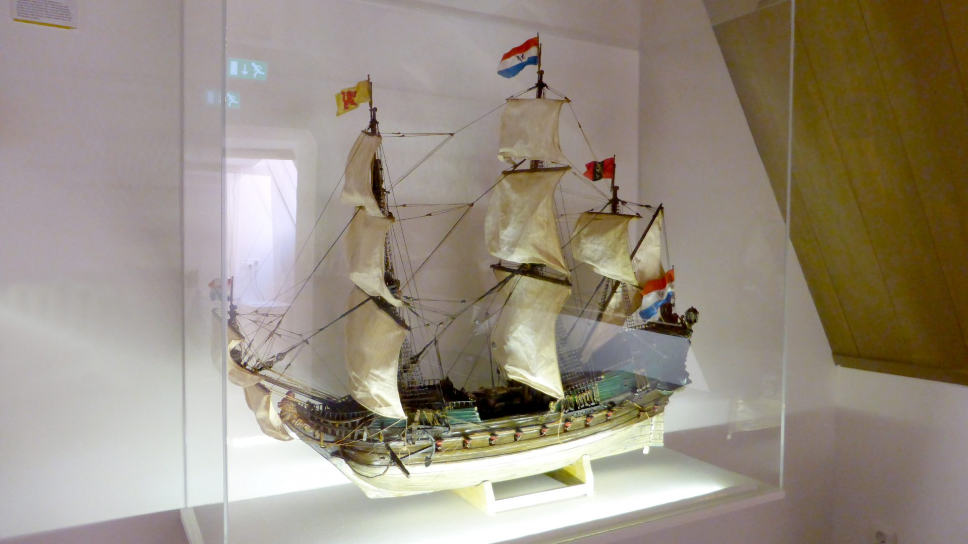 Model zeilschip